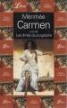 Couverture Carmen suivi de Les âmes du purgatoire Editions Librio 2001
