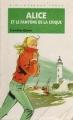 Couverture Alice et le fantôme de la crique Editions Hachette (Bibliothèque verte) 1995