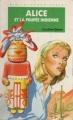 Couverture Alice et la poupée indienne Editions Hachette (Bibliothèque verte) 1996