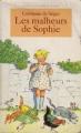 Couverture Les malheurs de Sophie Editions Hachette (Bibliothèque rose) 1996