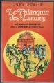 Couverture Le palanquin des larmes Editions Robert Laffont (Vécu) 1981