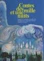 Couverture Contes des mille et une nuits Editions Casterman 1983