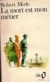 Couverture La mort est mon métier Editions Folio  1972