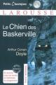 Couverture Sherlock Holmes, tome 5 : Le Chien des Baskerville Editions Larousse (Petits classiques) 2011