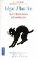 Couverture Nouvelles histoires extraordinaires Editions Pocket (Classiques) 2009