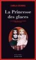 Couverture La princesse des glaces Editions France Loisirs 2010
