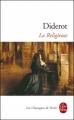 Couverture La Religieuse Editions Le Livre de Poche (Les Classiques de Poche) 2010