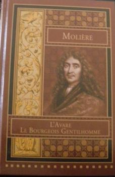 Couverture L'Avare, Le Bourgeois Gentilhomme