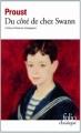 Couverture Du côté de chez Swann Editions Folio  (Classique) 2011