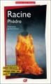 Couverture Phèdre Editions Flammarion (GF) 2009