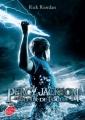 Couverture Percy Jackson, tome 1 : Le voleur de foudre Editions Le Livre de Poche (Jeunesse) 2011
