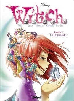 Couverture W. I. T. C. H., saison 1, tome 01 : Halloween