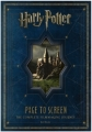 Couverture Harry Potter : Des romans à l'écran Editions HarperCollins (Design) 2011