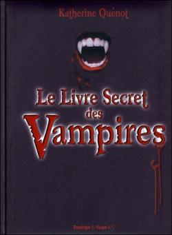 Couverture Le livre secret des vampires
