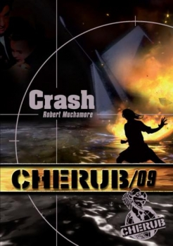 Couverture Cherub, tome 09 : Crash