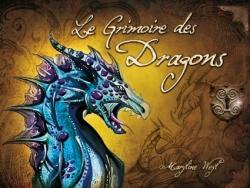 Couverture Le Grimoire des Dragons