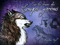 Couverture Sur les traces des Loups-garous
