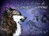 Couverture Sur les traces des Loups-garous Editions Les Petites Vagues (Vague à bond) 2011