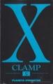 Couverture X, tome 05 Editions Planeta DeAgostini 2000