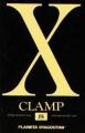 Couverture X, tome 08 Editions Planeta DeAgostini 2002