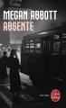 Couverture Absente Editions Le Livre de Poche (Thriller) 2011