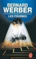 Couverture La trilogie des fourmis, tome 1 : Les fourmis Editions Le Livre de Poche 2003
