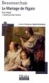 Couverture Le Mariage de Figaro Editions Folio  (Plus classiques) 2008