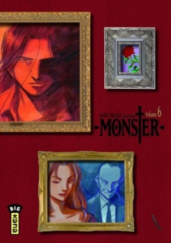 Couverture Monster, deluxe, tome 6