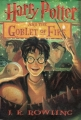 Couverture Harry Potter, tome 4 : Harry Potter et la coupe de feu Editions Scholastic 2000