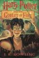 Couverture Harry Potter, tome 4 : Harry Potter et la coupe de feu Editions Scholastic 2000