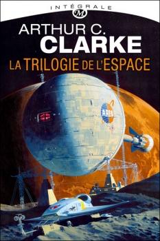 Couverture La trilogie de l'espace, intégrale