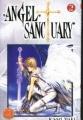 Couverture Angel Sanctuary, tome 02 Editions Mangaline 1995