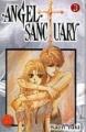 Couverture Angel Sanctuary, tome 03 Editions Mangaline 1995