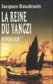 Couverture Shanghai Club, tome 2 : La reine du Yangzi Editions Robert Laffont 2011