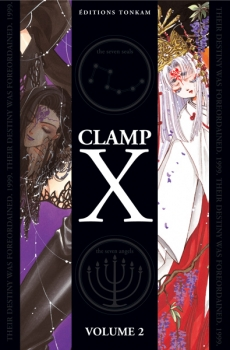 Couverture X, double, tome 2