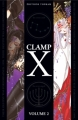 Couverture X, double, tome 2 Editions Tonkam 2008