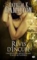 Couverture Anita Blake, tome 12 : Rêves d'incube Editions Milady 2012