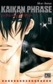 Couverture Kaikan phrase, Le pouvoir des mots, tome 09 Editions Pika (Shôjo) 2008