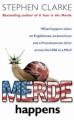 Couverture Merde happens Editions Bantam Press 2007