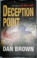 Couverture Deception point Editions Le Grand Livre du Mois 2006