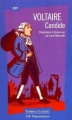 Couverture Candide / Candide ou l'Optimisme Editions Flammarion (GF - Etonnants classiques) 1998