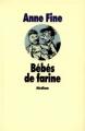 Couverture Bébés de farine Editions L'École des loisirs (Médium) 1998