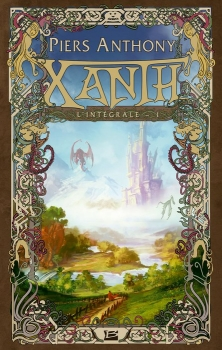 Couverture Xanth, intégrale, tome 1