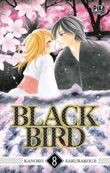 Couverture Black Bird, tome 08