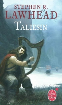 Couverture Le cycle de Pendragon, tome 1 : Taliesin
