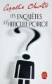 Couverture Les enquêtes d'Hercule Poirot Editions Le Livre de Poche 2010