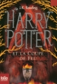 Couverture Harry Potter, tome 4 : Harry Potter et la coupe de feu Editions Folio  (Junior) 2011