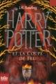 Couverture Harry Potter, tome 4 : Harry Potter et la coupe de feu Editions Folio  (Junior) 2011