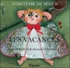 Couverture Les vacances Editions Tourbillon 2011