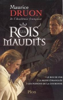 Couverture Les Rois maudits, intégrale, tome 1